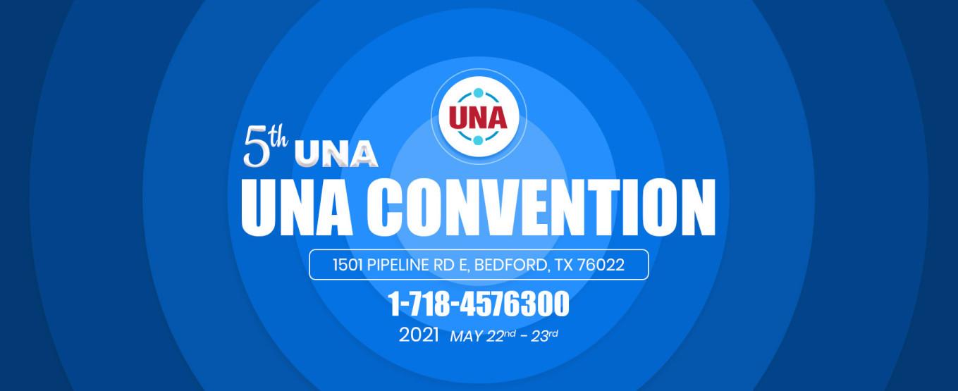 UNA convention virtual 2021